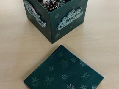 Adventi box
