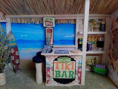 miniatűr bár