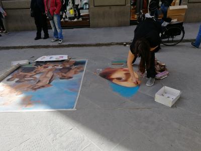utcai művészek, Firenze