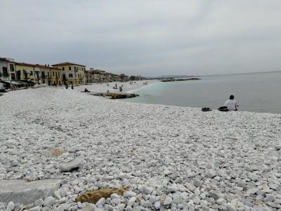 Hófehér kavicsok - Pisa