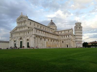 Csodák tere - Pisa