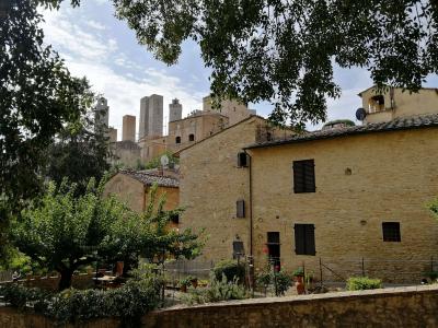 Tornyok városa - San Gimignano