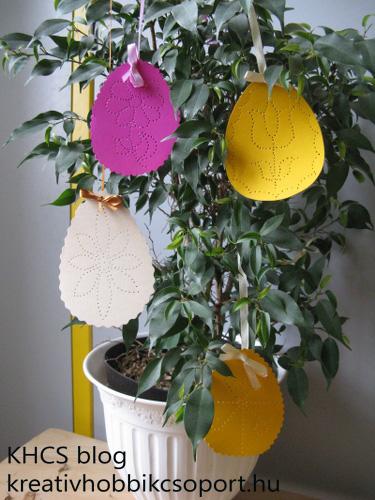 Tojásfa lyukasztott tojásokkal2