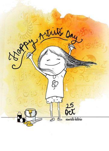 HappyArtistDAy