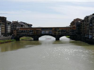 Ponte Vecchio, aranyművesek hídja - Firenze