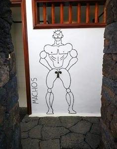 Lanzarote-férfi