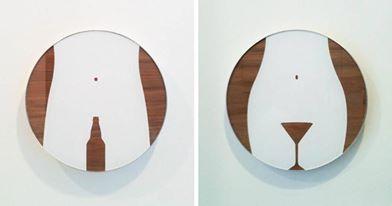 üveg-pohár