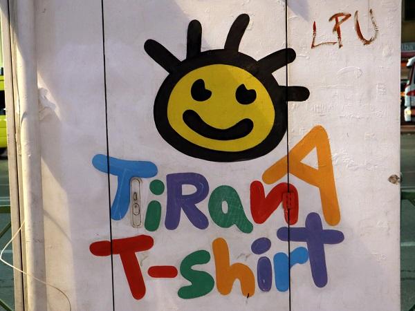 albania street art